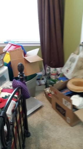 Storage Closet during 1